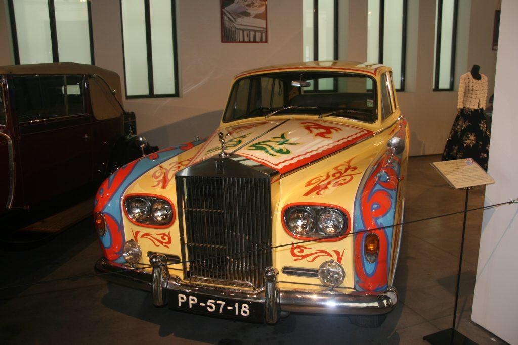 Rolls-Royce de John Lenon